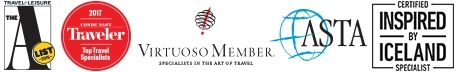 Virtuoso specialist | Travel & Leisure - Top Travel Advisor 2015 | Conde Nast - Top Travel Specialist 2017 | ASTA